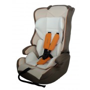 Автокресло LOG'S SEAT beige-orange